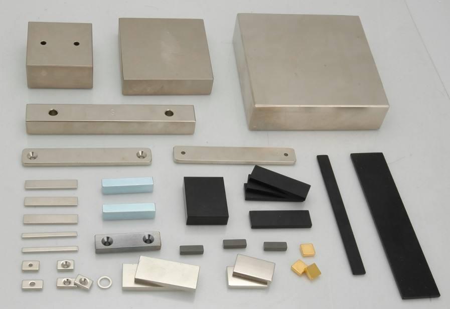 Shapes of Neodymium Magnets
