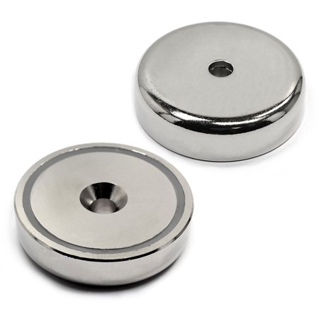 Stainless Mounting Magnets