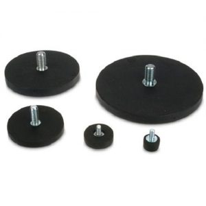 metric rubber magnets