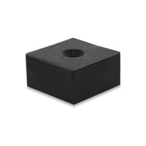 thick rubber coated magnet