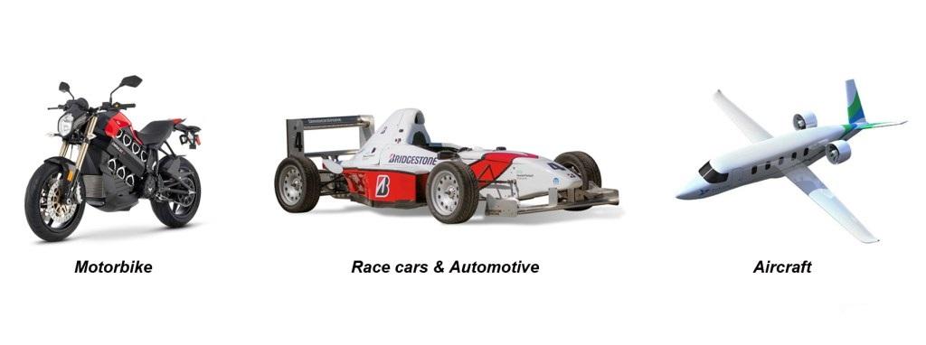 Motor Magnet applications
