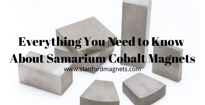 Everything You Need to Know About Samarium Cobalt Magnets