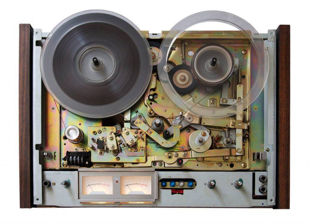 Acoustic magnet