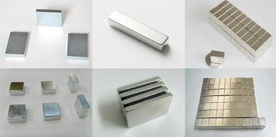 nickel plating magnets
