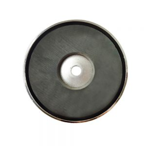 Ceramic Ferrite Pot Magnet