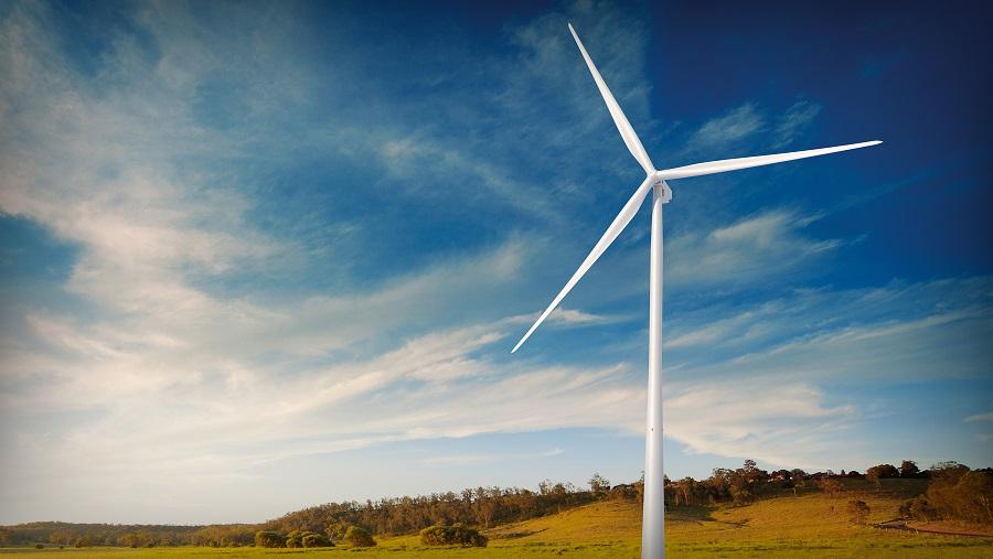 Working Principle of a Wind Turbine