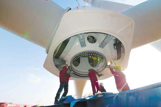 wind turbine function