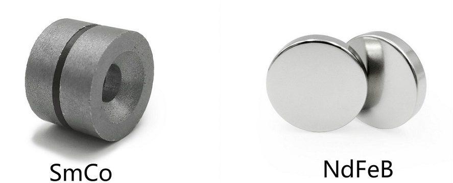 SmCo Magnets vs Neodymium Magnets