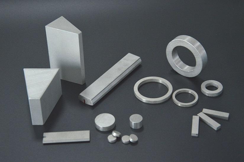 Features & Characteristics of Samarium Cobalt Magnets