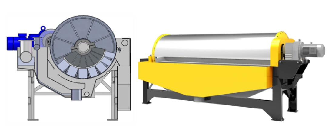 Magnets Used in Magnetic Separators