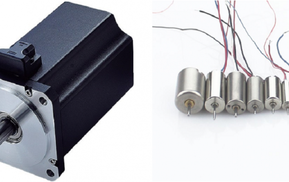 Permanent Magnets in Coreless Motors