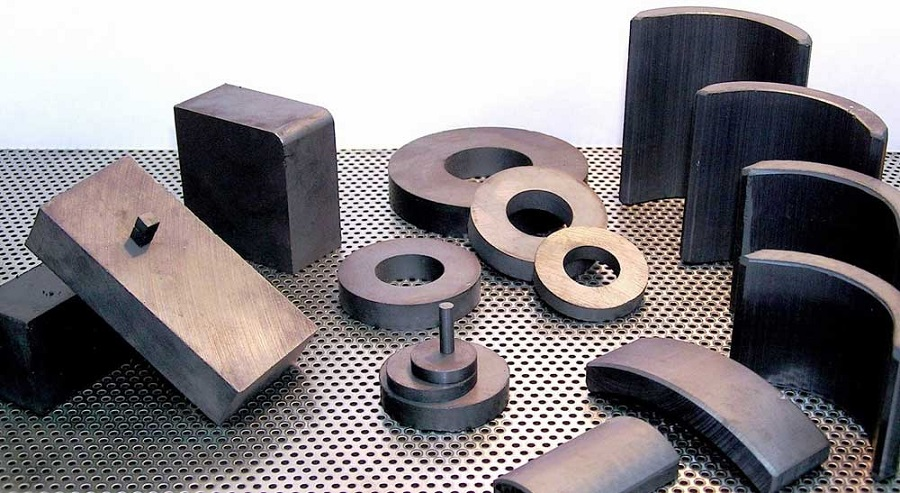 Common Applications of Ferrite Magnets