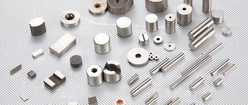 Shapes and Types of Alnico Magnets