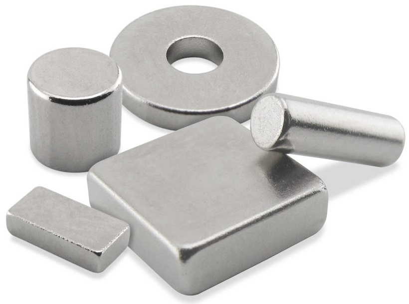 The Most Commonly Used Rare Earth Magnets
