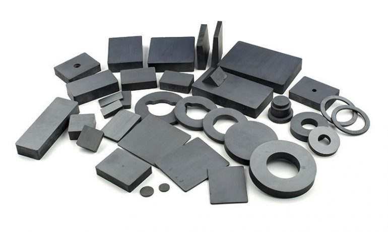 Uses of Sintered Ferrite Magnets